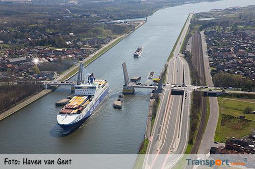 Vlaanderen maakt havenfusie Gent en Zeeland Seaports mogelijk