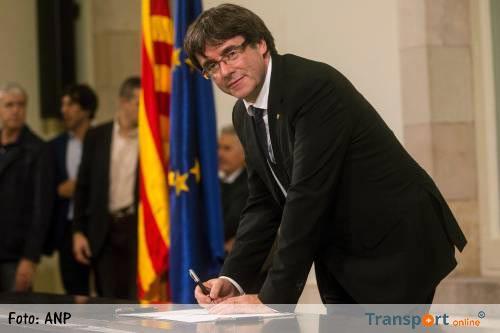 Premier Catalonië krijgt 5 dagen de tijd