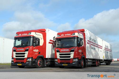Nextgen Scania's voor De Vries Hallum