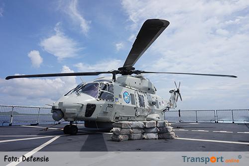 Marineschip onderschept drugstransport in Caribische Zee