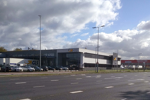 GLS breidt depot Rotterdam uit
