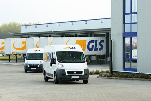 GLS investeert in zijn Europese netwerk