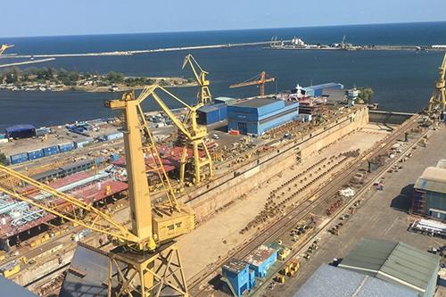 Damen Shipyards stapt in scheepswerf Roemenië