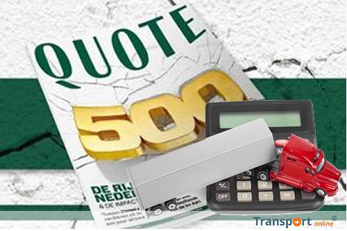 Aantal (voormalig) transportondernemers in Quote 500 loopt iets terug