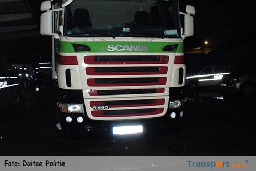 Servische vrachtwagenchauffeur gearresteerd in groot drugsonderzoek in Hannover [+foto's]