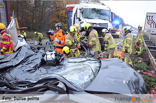Badmintonner Erik Meijs om het leven gekomen bij ongeval met vrachtwagens in Duitsland [UPDATE+foto's]