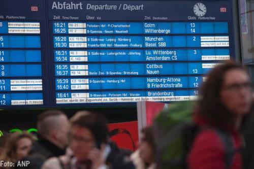'Neem de trein in plaats van het vliegtuig'