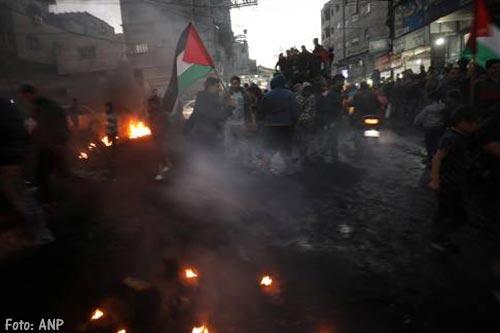 Israëli's schieten Palestijn dood bij rellen
