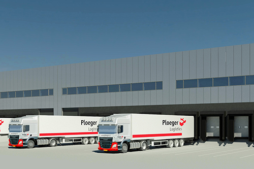 Ploeger bouwt BREEAM Outstanding warehouse in Harderwijk