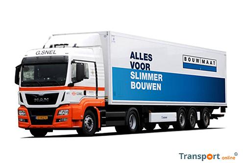 SNEL Shared Logistics gaat Cross Dock en transport voor Bouwmaat uitvoeren