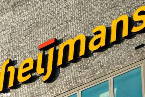 Heijmans verwacht zwaar verlies in 2016
