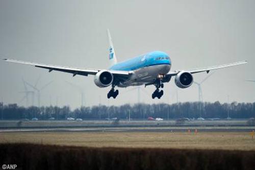 Luchtvaart beleefde sterk jaar in 2016