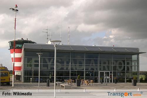 Lelystad Airport in 2016 binnen de normen
