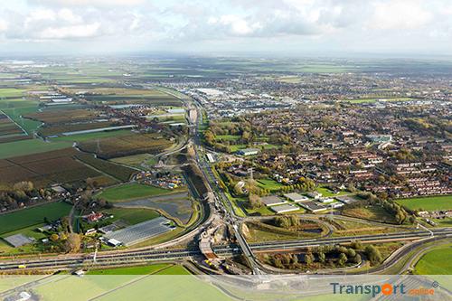 Werkzaamheden N23 Westfrisiaweg hervat