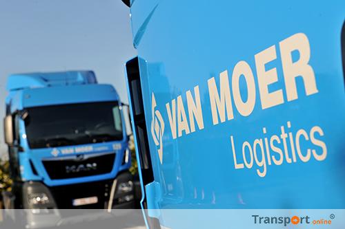 Van Moer Logistics breidt wagenpark uit met 38 MAN TGX 18.420