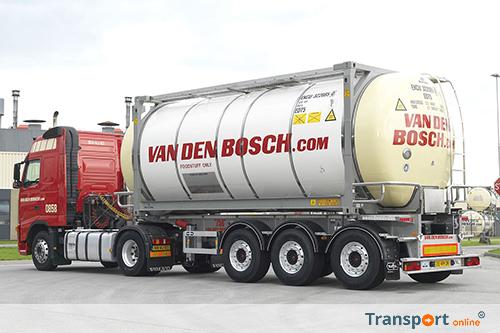 Van den Bosch Transporten en Toscon intensiveren samenwerking