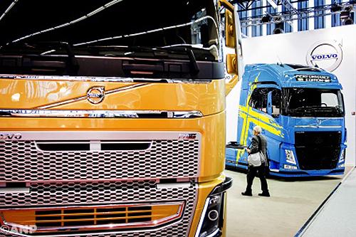 Verkoop bedrijfswagens verder in de lift