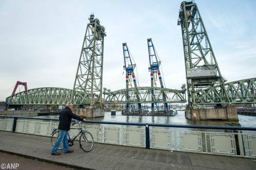 De Hef terug in stadsbeeld Rotterdam