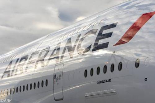 Staking Air France treft weinig vluchten