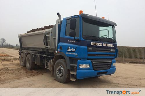 Wederom nieuwe GINAF's voor transportbedrijf Derks uit Bemmel