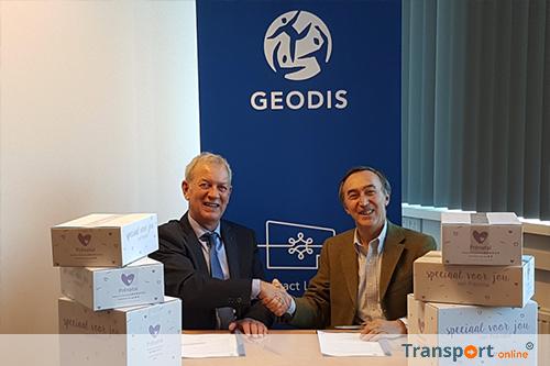 Prénatal en GEODIS verlengen e-commercecontract met 3,5 jaar