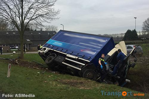 Vrachtwagenchauffeur veroordeeld voor verkeersfout dodelijk ongeluk Oploo