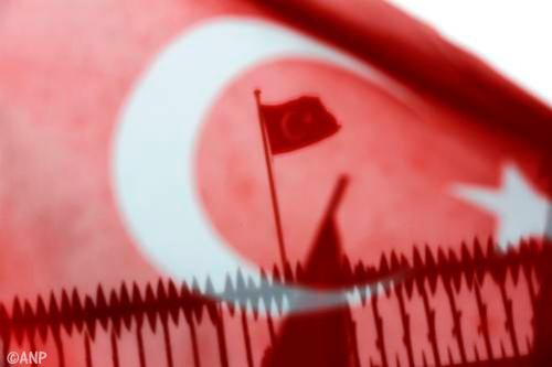 EU maant Turkije toon te matigen