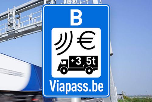 11 procent tol België van Nederlandse vrachtwagens