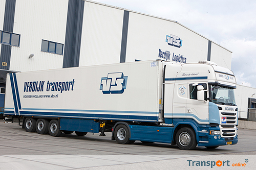 Medicijnentransporteur VTS Boxmeer kiest opnieuw voor Scania