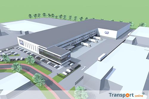 Nieuw Healthcare DC voor VTS in Boxmeer