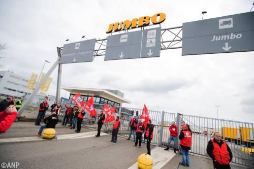 Jumbo doet geen zaken meer met vakbonden
