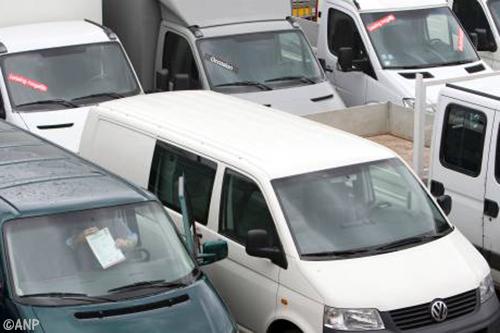 Verkoop bedrijfswagens in EU stijgt verder