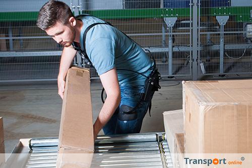 GEODIS introduceert exoskelet voor magazijnmedewerkers