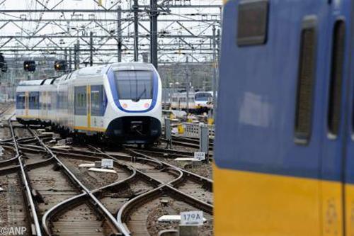 'Twee keer zoveel treinen op spoor'
