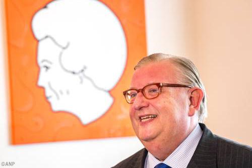 VVD-voorzitter Henry Keizer legt taken tijdelijk neer