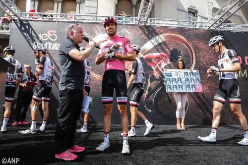 Dumoulin stapt met vertrouwen fiets weer op