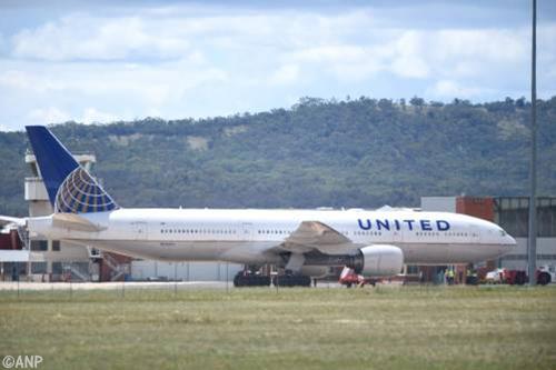 United Airlines weer in opspraak