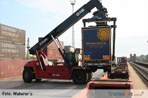 Waberer's nu ook per spoor tussen Hongarije en Duitsland