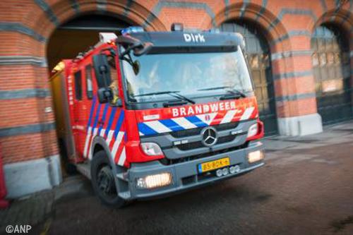 Instorting stadhuis Woerden: persoon bedolven [+foto's]