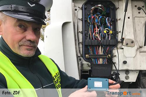 Bijna helft gecontroleerde vrachtwagens gebruikte tijdens Deense controle AdBlue-killer