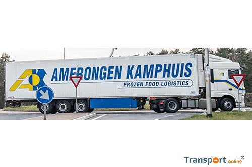Koeltrailer van Van Amerongen Kamphuis gestolen [+foto]