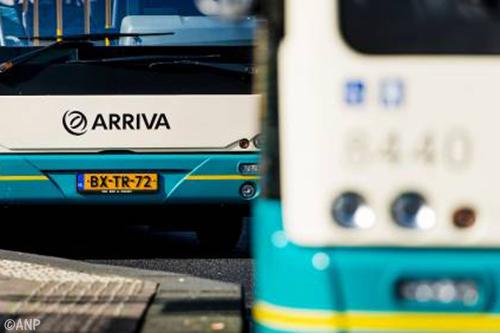 Wilde staking buschauffeurs Tilburg