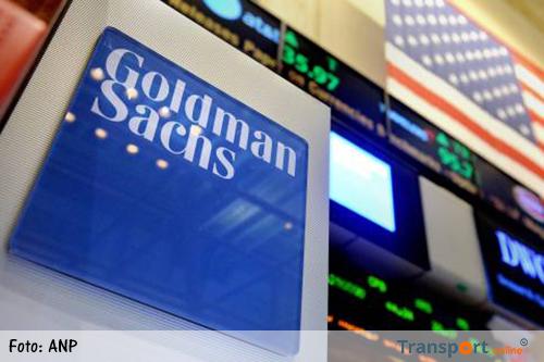 Goldman Sachs: werk van Londen naar Frankfurt