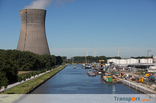 Nieuwe kaaimuur aan Moervaart in Gentse haven in gebruik genomen