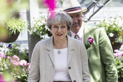 Premier May geïnformeerd over incident Londen