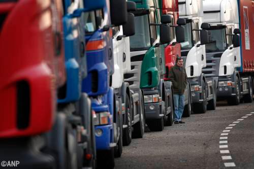 Kamer op de bres voor vrachtwagenchauffeurs