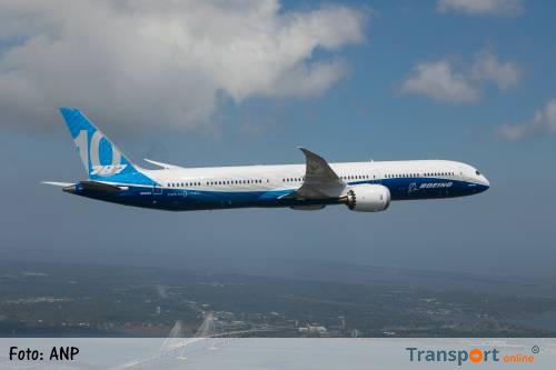 Boeing verdient meer geld met 787 Dreamliner
