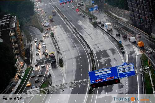 Opknapbeurt A10-West 'enorme logistieke klus'