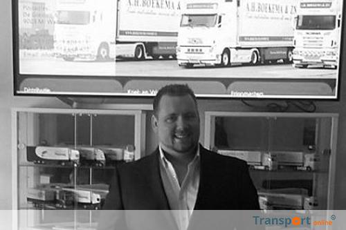 Transportondernemer Barry Boekema plotseling overleden