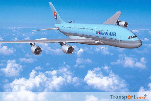 Duitsers dwingen Koreaanse Boeing te landen